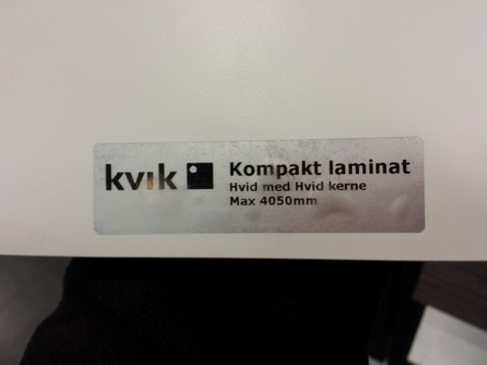 Kvik Kompakt laminat