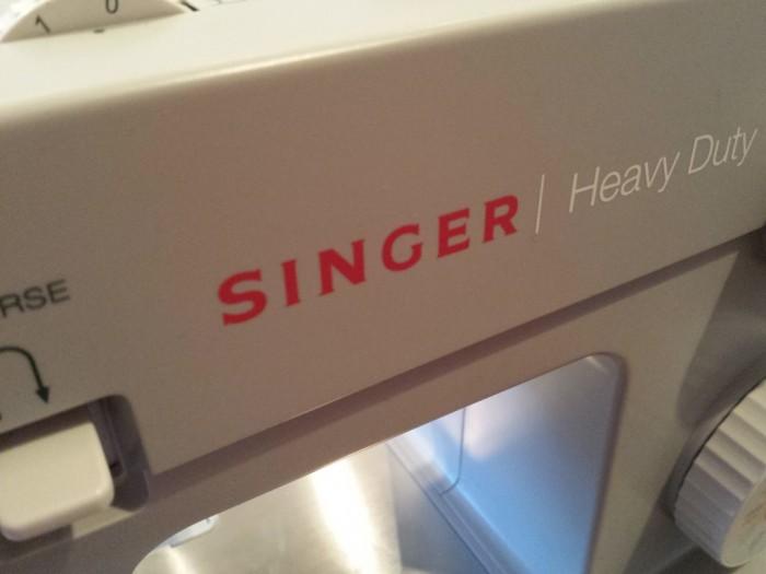Singer Heavy duty