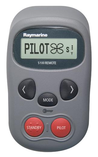 S100 Remote Front Pilot